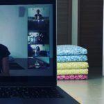 Yoga en ligne, en direct